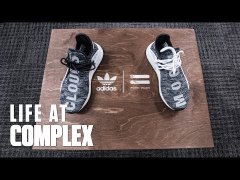BALLER ADIDAS NMD HU TRAIL PACKAGE! | #LIFEATCOMPLEX