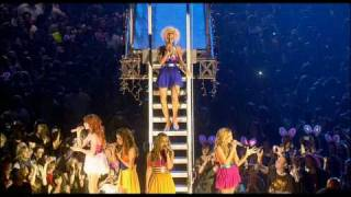 Girls Aloud - Whole Lotta History - HD [Tangled Up Tour DVD]