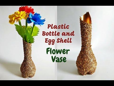 Diy Best Out Of Waste Plastic Bottle Flower Vase 2 Plastic Bottle