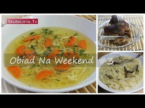 Obiad Na Weekend 003 Skutecznie Tv Hd Youtube