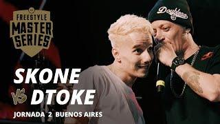 SKONE VS DTOKE | FMS INTERNACIONAL JORNADA 2 | Buenos Aires
