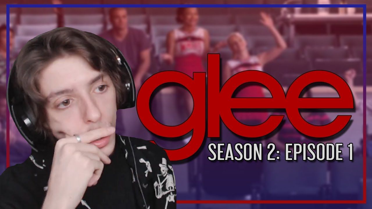 """Download SUE HAS REALLY GOTTA CHILL   Glee Season 2: Episode 1 """"Audition""""   REACTION"""