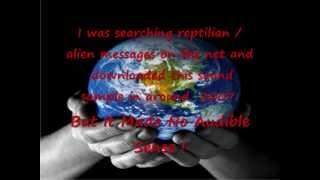 Reptilian REVERSED message REVEALED !!!!!
