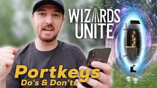 Watch This Video Before Opening Your Next Wizards Unite Portkey