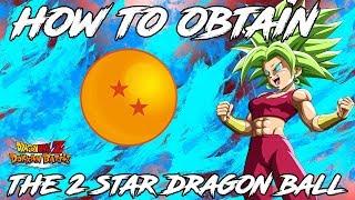 HOW TO OBTAIN THE 2 STAR PORUNGA DRAGON BALL   DBZ DOKKAN BATTLE