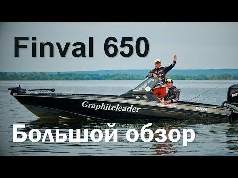 Обзор катера Finval