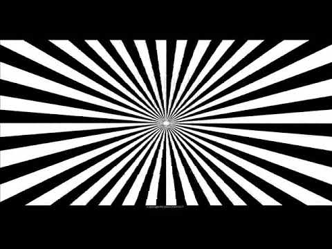 hole illusion optical 3d mind control endless bottomless pit space hypnosis streamers animated