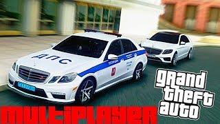 Grand Theft Auto San Andreas (Samp) 2 3 часть