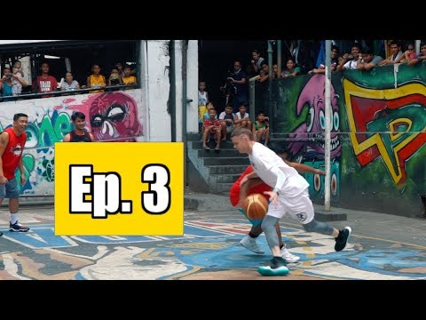 The Professor vs Lebron James' Philippines Court (GH Ep.3)