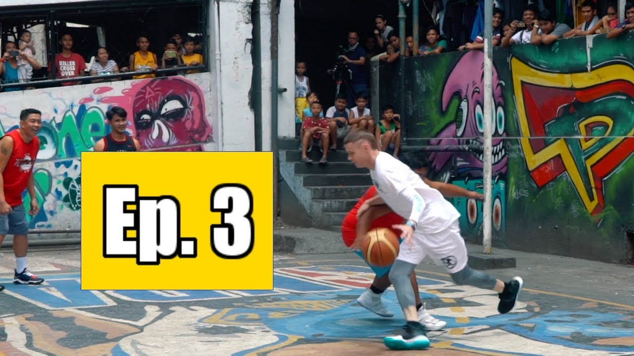 Download The Professor vs Lebron James' Philippines Court (GH Ep.3)