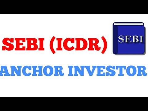 Q. 3 SEBI (ICDR)| Anchor Investor|Latest || ca magic