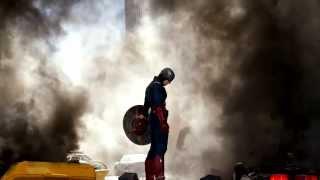 """Первые кадры из фильма Мстители 2: Эра Альтрона """"HD"""""""