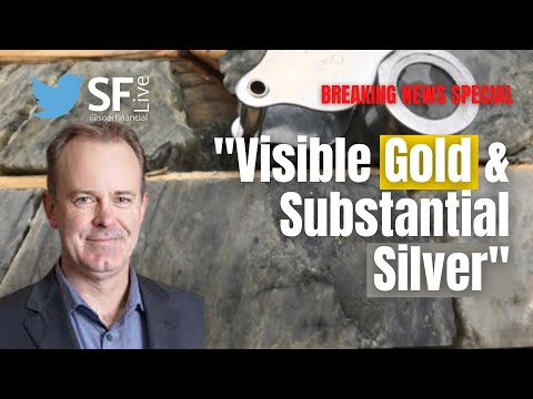 "NEWS SPECIAL: Maritime Makes New Discovery of ""visible gold & substantial silver"""