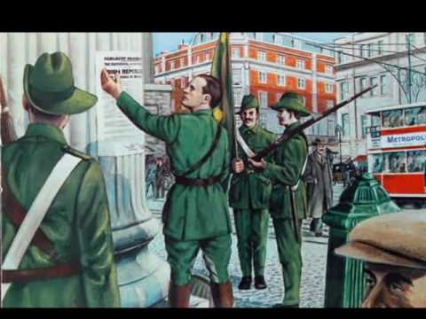 irish patriotism in eater 1916 and Wonderful beauty of ireland's rebel poems  'easter, 1916' remains one of the 20th century's iconic poems but its popular reception in the decades that followed the rising somewhat.