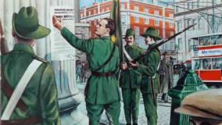 Tribute to the Irish Freedom Fighters of the Easter Rising 1916