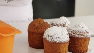 видео Медовые кексы с имбирем