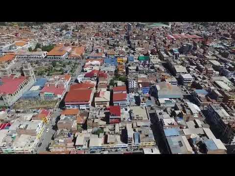 Huaraz Ciudad - Perú