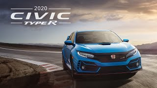 homepage tile video photo for 2020 Honda Civic Type R Introduction Video