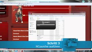 Atomix Blade&Soul Download Tutorial DEUTSCH/GERMAN Full HD
