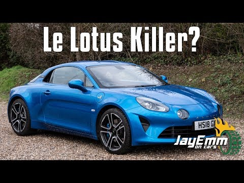 Renault Alpine A110 - A Review By A Lotus Owner