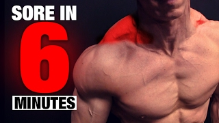 Video Trap Workout (SORE IN 6 MINUTES!) download MP3, 3GP, MP4, WEBM, AVI, FLV Juni 2018