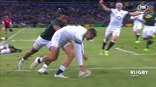 June Test Internationals: Springboks vs England, Bloemfontein Highlights