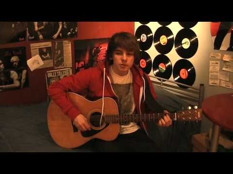 Linkin Park - Numb (Acoustic Cover) by Janick Thibault - w/ Lyrics