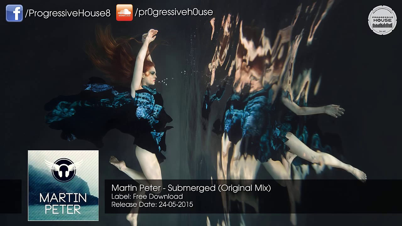 Download Martin Peter   Submerged Original Mix Free Download