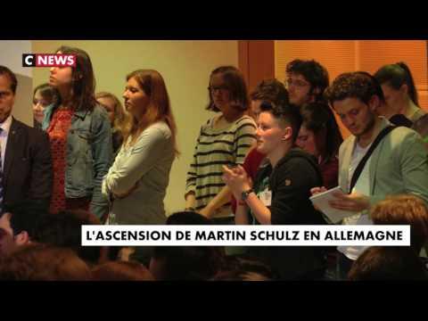 Allemagne : l'ascension de Martin Schulz