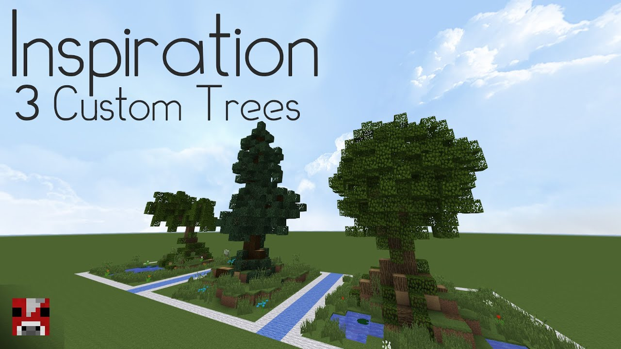 Minecraft Inspiration - 3 Custom Trees! (World Download & Schematic on minecraft nether dragon, minecraft charts, minecraft books, minecraft kingdom map, minecraft at at, minecraft airport, minecraft dragon head, minecraft bom, minecraft designs, minecraft texture packs, minecraft wool art, minecraft lighthouse, minecraft controls, minecraft adventure time, minecraft projects, minecraft stuff, minecraft ideas, minecraft 747 crash, minecraft tools,