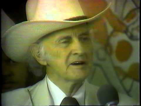 Bill Monroe Interview with Bill Anderson