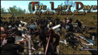 Orcs Vs Elves Epic Warfare! LOTR Remake 3 Lord Of The Rings Mods For M&B Warband thumbnail