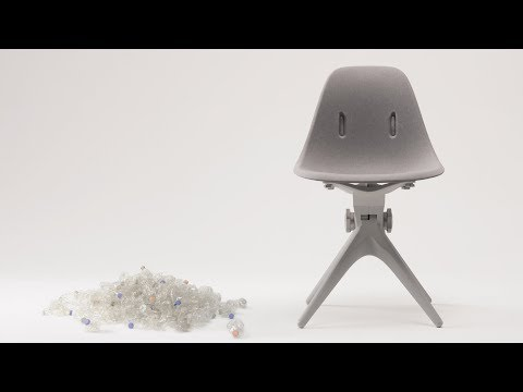 Pentatonic turns smartphones, cans and cigarette butts into flat-pack furniture