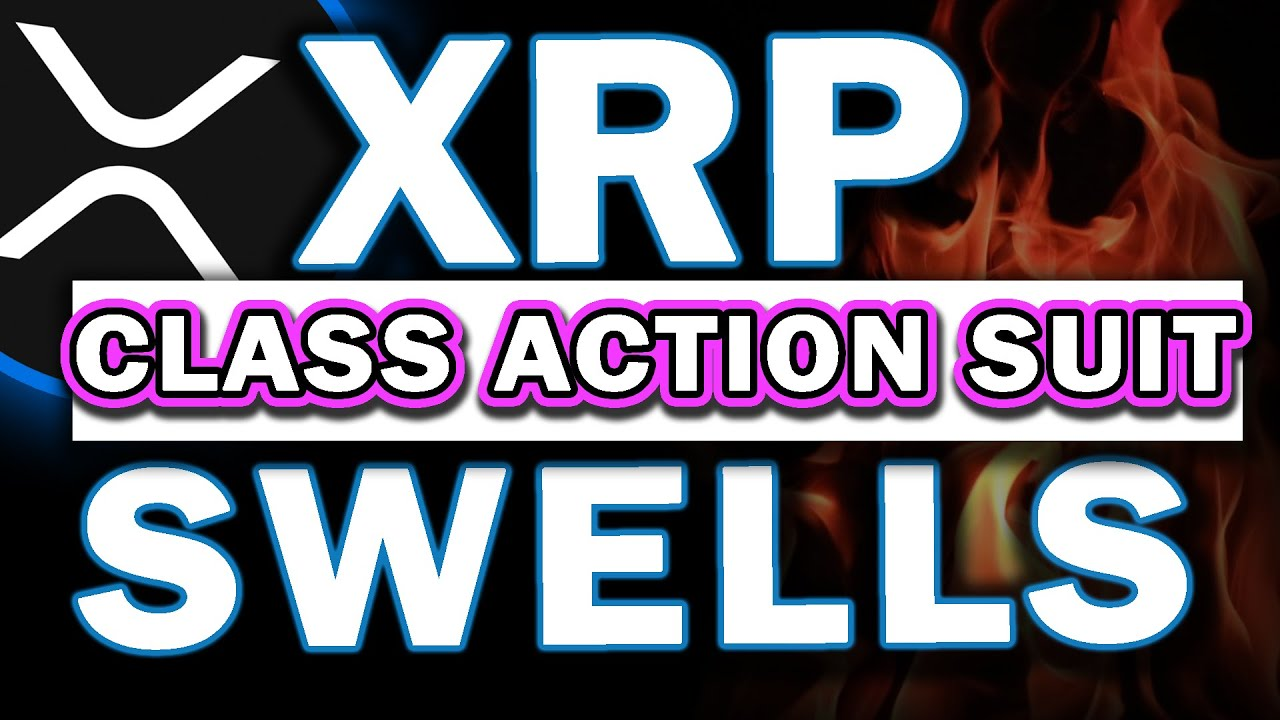 MAJOR RIPPLE XRP UPDATE! Class Action Suit Against SEC SWELLS! + Bitcoin Hits All Time Highs! NEXT?