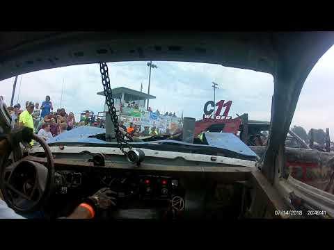 2018 crash for cash in car camera Terre Haute Indiana