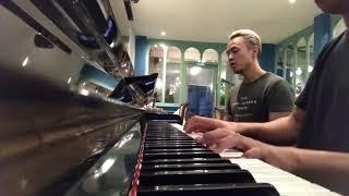 [Mashup Piano] Sau lưng sẽ là - Hoa hồng dại - Nơi anh về - Ta sẽ đi cùng nhau - Binz