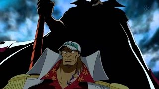 Whitebeard vs Akainu [Marine Fort Arc] Full Fight Round 2 [One Piece] Engsub