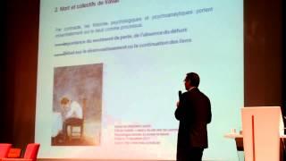 La mort en entreprise : Marc Antoine Berthod au congrès Vivre son deuil