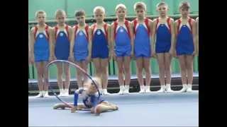 Акробатическая дорожка (17 турнир памяти В.П.Калининой).