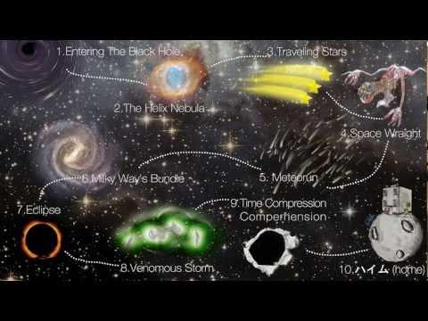 MaroMaro - The Inter-Galactic Jaunt (FULL ALBUM)
