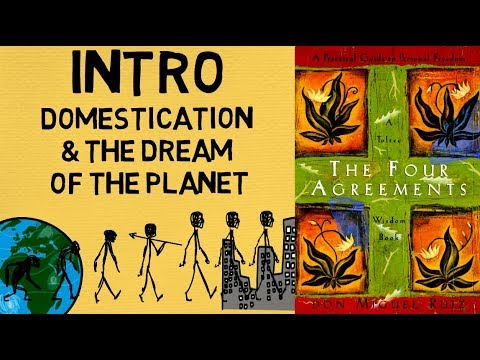 The Four Agreements Summary Intro Domestication And The Dream Of