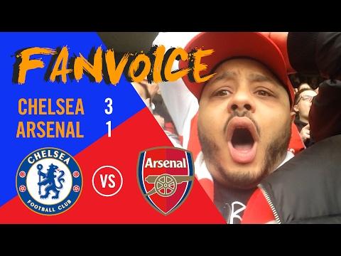 Hazard, Alonso and Fabregas punish Arsenal!   Chelsea 3-1 Arsenal   90Min FanVoice