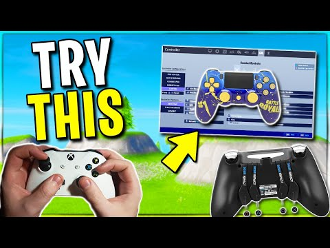 TOP Controller Binds For EVERY Player.. (Fortnite PS4 + Xbox)