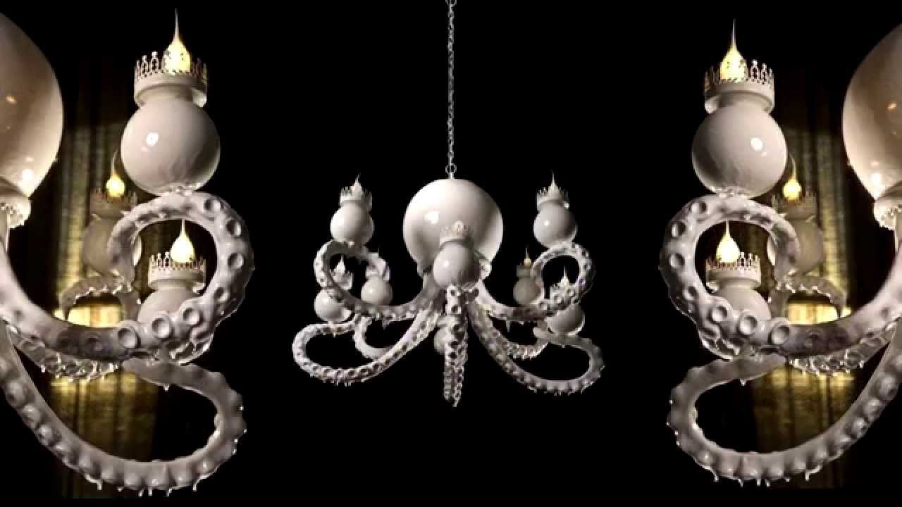 Amazing chandeliers by Adam Wallacavage music by Ilya Id – Amazing Chandeliers