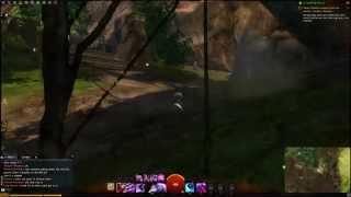 Guild Wars 2 Sunshade Caves Vista