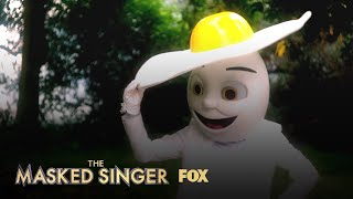 Who Is Egg? | Season 2 | THE MASKED SINGER