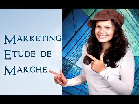 Chapitre 2 : Marketing étude de Marché ( Darija )