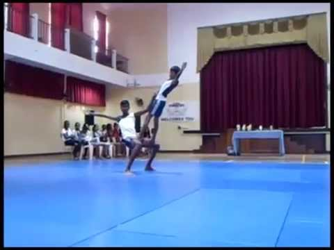 Junior National Acrobatic Competition 2015
