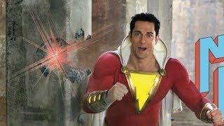 Baixar Shazam! EXPLORES HIS POWERS In This Brand New EW Look!