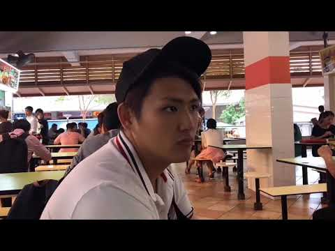 Travel in Singapore with my son